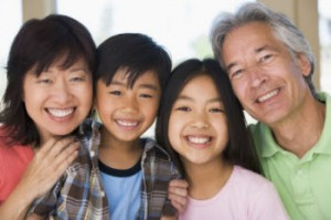 Whittier Family Dental Visit