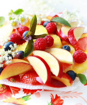 Great Fruits & Vegies for Healthy Teeth
