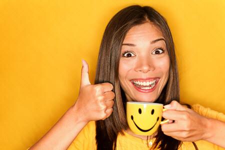 Happy Dental Patient in Pico Rivera